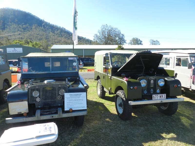 Samford Car Show