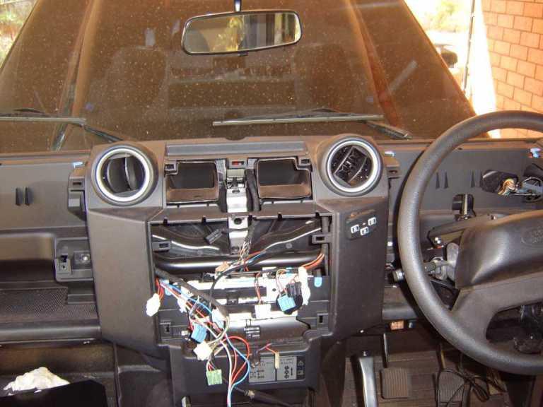 Land Rover Defender Puma Wiring Diagram Pdf