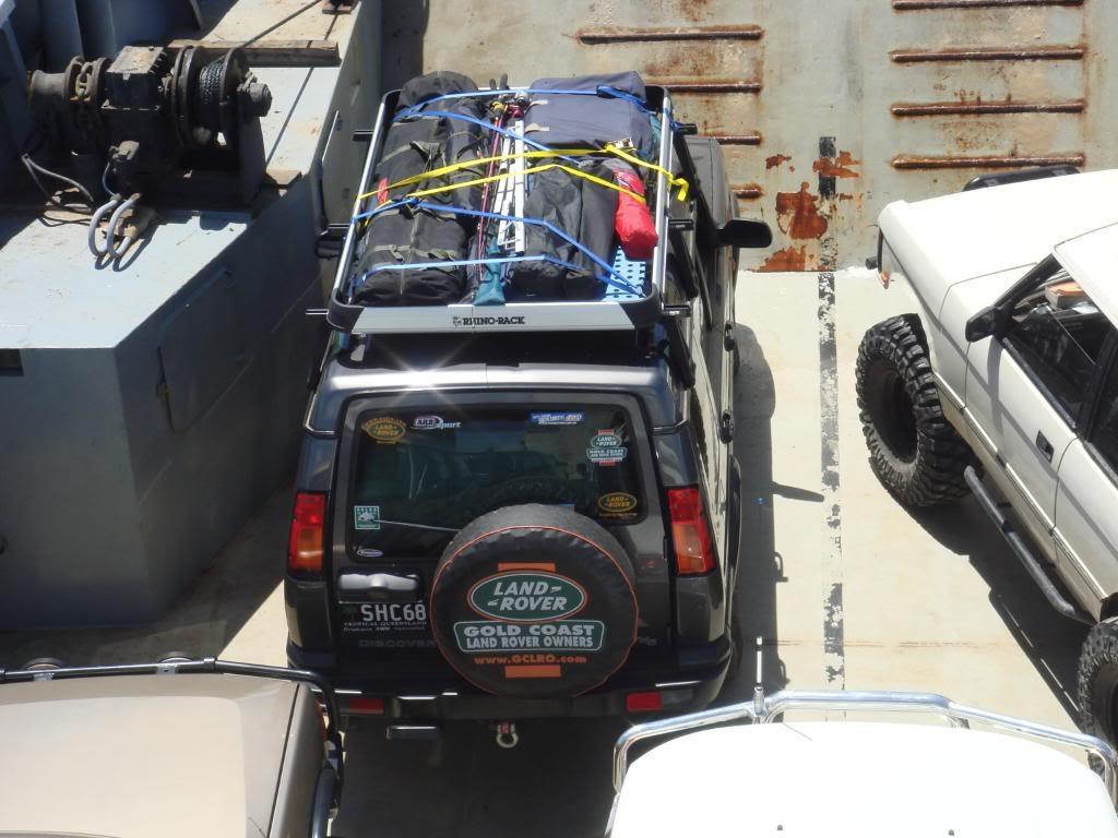Oz Tent Rv 4 On Roof Racks