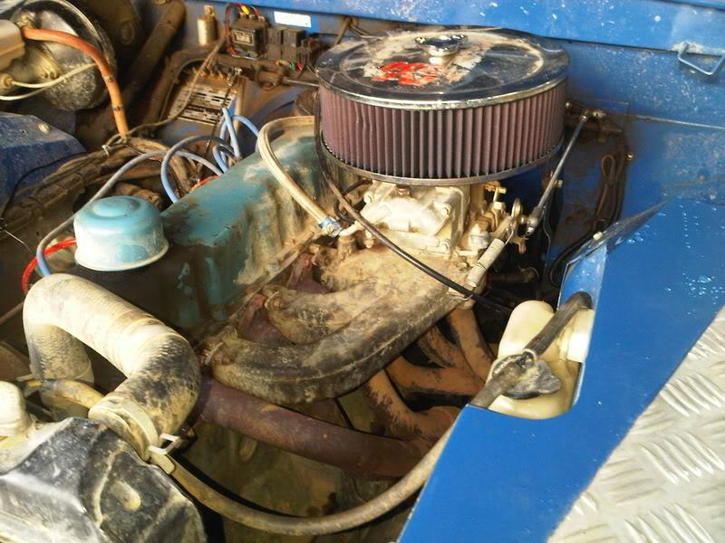 land rover/valiant hybrid [Archive] - Australian Land Rover