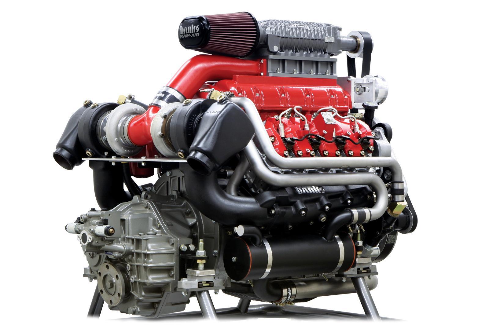V8 Diesel Conversion On Perentie