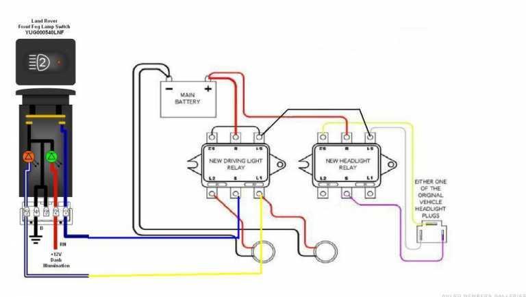 spotlight wiring diagram negative switching images Handheld Spotlight Wiring-Diagram Car Spotlight Wiring-Diagram