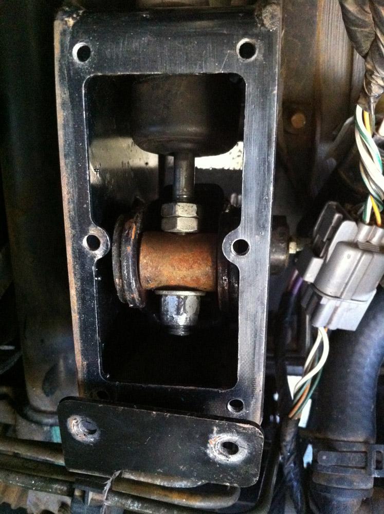 Defender Td5 Clutch Master Cylinder Adjustment