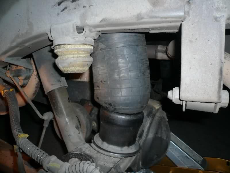 Range Rover P38 Air Suspension Manual Inflation Valves